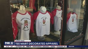 Lovin' Local: Tee Mart Decorated Apparel in Rogers Park