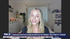 Casimere Jollette talks new Netflix series 'Tiny Pretty Things'