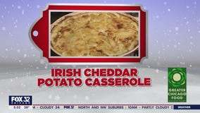 Holiday Helpings: Irish cheddar potato casserole