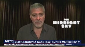 George Clooney talks 'Midnight Sky', shares best advice for aspiring actors