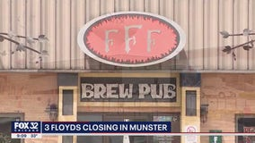 3 Floyds permanently closes in Munster