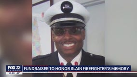 Hundreds gather to honor retired Chicago firefighter killed in attempted carjacking