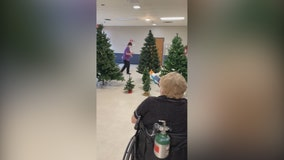 Nursing home residents go holiday 'deer hunting'