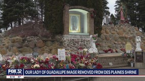 Image of Virgin Mary removed in Des Plaines to discourage annual pilgrimage
