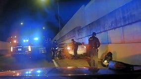 Lisle Police release video of traffic stop ending in fatal vehicle crash