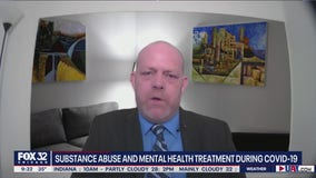 Managing substance abuse, mental health issues during COVID-19