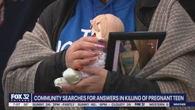 'It was us against the world': Mother searches for answers in killing of pregnant teen