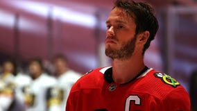 No word on Toews as Blackhawks begin on-ice practices