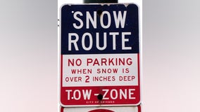 232 cars towed on first night of Chicago's winter parking ban