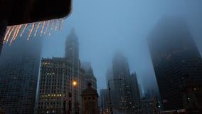 Snow, rain, sleet in New Year's Day forecast