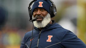 Illinois head coach Lovie Smith relieved of duties after five seasons