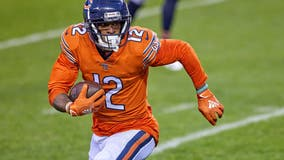 Bears place franchise tag on star receiver Allen Robinson