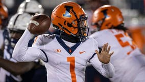 Dotson paces Penn State in win over Illini