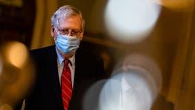 McConnell blocks immediate Democratic push for $2,000 stimulus checks