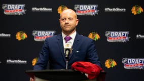 Blackhawks promote Bowman, hire Faulkner to oversee business