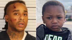 Man, woman charged after 2-year-old boy abandoned at Goodwill