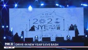House music lovers ring in 2021 outside SeatGeek Stadium in Bridgeview