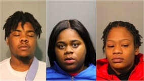 Four people charged in Lincoln Park armed robbery