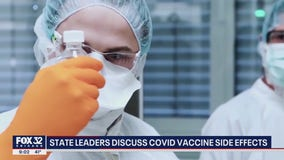 2 UK healthcare workers experience severe allergic reactions from COVID vaccine