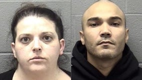 Elgin pair charged for allegedly impersonating police officers, stealing from victims