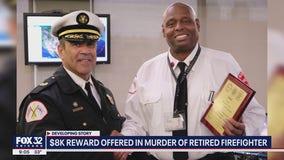 $8K reward offered in murder of retired firefighter in Far South Side carjacking