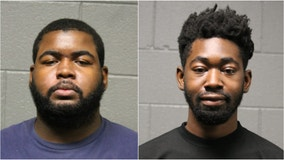 Pair arrested minutes after South Loop robbery