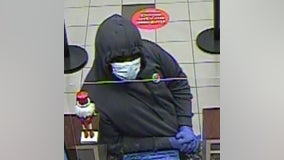 FBI searching for person who robbed bank in suburban LaGrange