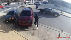 CPD releases video of shootout that killed retired firefighter during attempted carjacking