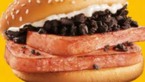 McDonald's China releasing Oreo, Spam burger for limited time