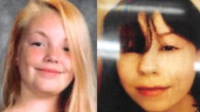 Search for 2 Ohio girls finds one safe in California, the other dead in Nevada