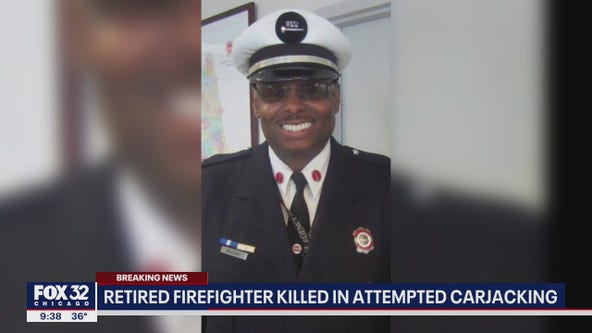 Car from deadly carjacking incident involving retired Chicago firefighter located
