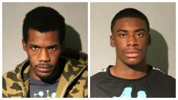 Two men arrested for multiple violent carjackings in Chicago