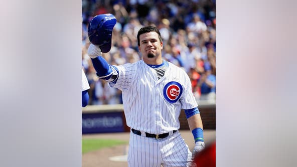'Until we meet again': Kyle Schwarber reminisces on time as a Cub, thanks fans for support
