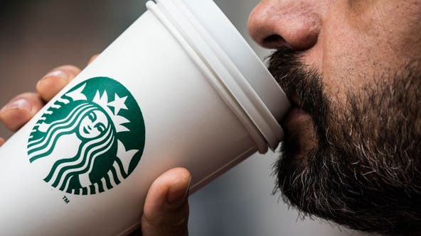 Starbucks offering free coffee for frontline workers in December