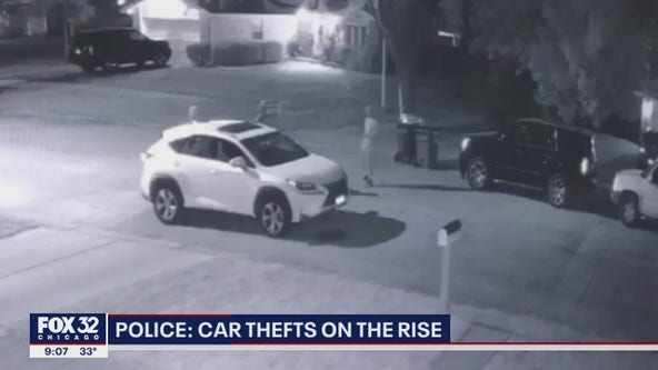 Chicago sees an increase in violent car thefts