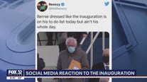 Social Media reaction to the inauguration