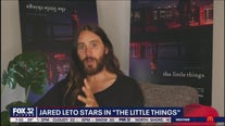 Jared Leto talks about starring role in new thriller 'The Little Things'
