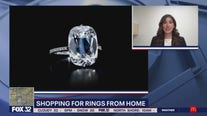 Ring Concierge allows you to try on engagement rings from the comfort of your home