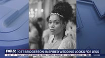 Get Bridgerton-inspired wedding looks for less