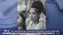 Get Bridgerton-inspired wedding looks for less