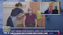 Many nursing home residents, elderly still waiting for COVID vaccine
