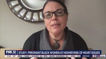 Study finds pregnant and postpartum Black women more likely to have heart issues