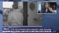 Tips for coping with anxiety and trauma