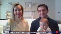Family, doctor reflect one year after miraculous recovery of mom and baby