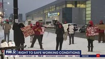 CTU members threatening to strike over coronavirus safety concerns