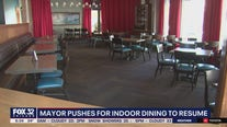 Lightfoot pushes for return of indoor dining as state mulls rolling back COVID restrictions