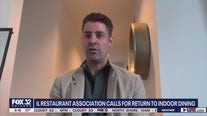 Illinois restaurant industry pleads for the return of indoor dining