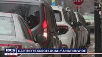 Car thefts on the rise nationwide: here are the vehicles most targeted