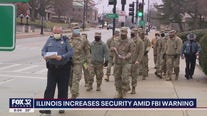 Springfield ramps up security in wake of FBI warning