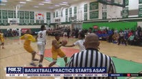 IHSA unveils sports schedule for remainder of school year